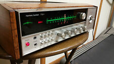 Vintage Harman Kardon 75+ Plus Stereo/Quadraphonic Receiver with Wood Case