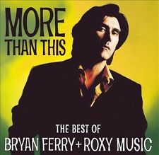 The Best of Bryan Ferry and Roxy Music - CD - Love is the Drug, More...