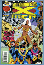 Adventures of the X-Men #10 1997 Cartoon TV Show Marvel Comics