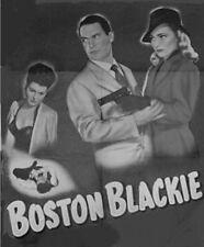 BOSTON BLACKIE  4 DVD SET   15 FILMS 1927-1949