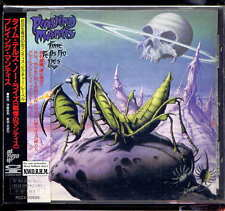 Praying Mantis time Tells No Lies Japan CD w/obi 1st pr picture label PCCY-00688