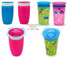 Miracle 360 Sippy Training / Trainer Cup / Beaker Non Spill Leak Proof