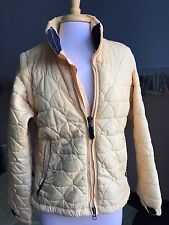 VTG Nike ACG 2-in-1 Cute Yellow Puffy Jacket, Vest Body. Perfect 4 Spring. Med.