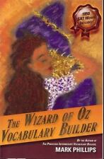 The Wizard of Oz Vocabulary Builder Phillips, Mark Paperback