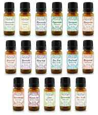 Essential Oil Set 17 Pack 100% Pure Natural Therapeutic Grade FREE Ship 10 ml