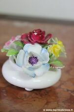 MAZZETTO DI FIORI VINTAGE IN PORCELLANA BONE CHINA ROYAL DOULTON - BOUQUET