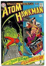 THE ATOM AND HAWKMAN 41(6.0)JOE KUBERT-DC(b015)