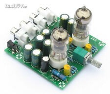 Per6J1 Valve Pre-amp Tube PreAmplifier Board Bass on Musical Fidelity X10-D circ