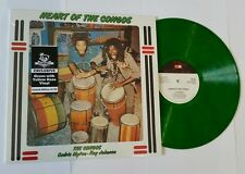 The Congos Heart of the Congos limited green edition vinyl lp new sealed