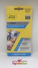 Otterbox clearly protected clean protecteur d'écran pour samsung galaxy note 4
