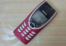 Nokia 8210 rot Ohne Simlock Refurbished Handy-GSM Klassische freies Verschiffen