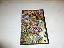 DEFCON 4 Comic - Vol 1 - No 1 - Date 02/1996 - Image Comics