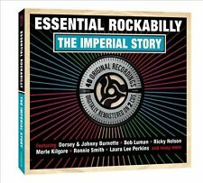 Essential Rockabilly: The Imperial Story by Various Artists (CD, Jan-2013, 2...