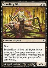 Crawling Filth FOIL NM Betrayers Of Kamigawa MTG Magic Cards Black Common