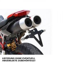 Soporte de matrícula Ducati Hypermotard 796/1100 S,Etiqueta de la cola ajustable