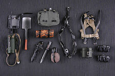 1/6 Scale, TOYS CITY WWII Waffen SS infantry german army SS complete accessories
