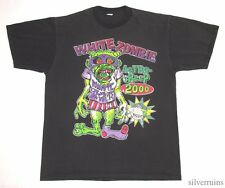 WHITE ZOMBIE Vintage T Shirt 90's Tour Concert 1995 Astro Creep Cities ROB Band