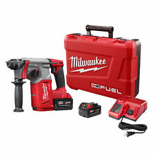 "Milwaukee 2712-22 FUEL 1"" SDS Plus Rotary Hammer Kit"