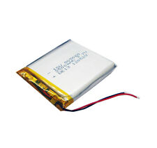 3.7V 2500 mAh Polymer Li ion Lithium cell  805060 for Mobile Power Tablet PC GPS