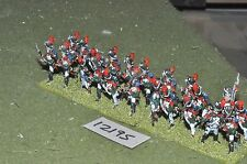 25mm napoleonic french infantry 22 figures (12195)