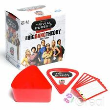 New The Big Bang Theory Trivial Pursuit Bite Size Card Game Hasbro Official