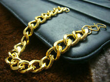 Bracelet golden colored Men / Boys hand  Chain Brand New Bracelet !!