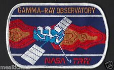 NASA TRW GAMA-RAY OBSERVATORY - NON COMMERCIAL - SATELLITE SPACE PATCH