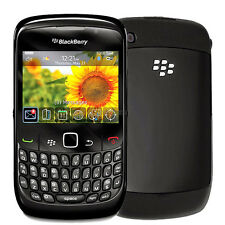 New BlackBerry Curve 8520 Unlocked World GSM Smartphone WiFi Bluetooth - Black