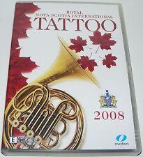 ROYAL NOVA SCOTIA INTERNATIONAL TATTOO 2008 ---(Dvd)