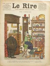 Le Rire n°402 - 1926 - Journal humoristique - Genty - Bécan - O'Galop - Valério