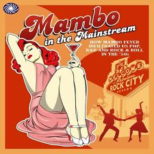 Mambo In The Mainstream CD NEW SEALED Robins/Charms/Rosemary Clooney/Perez Prado