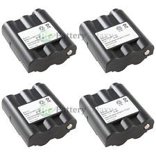 4 Rechargeable Battery for Midland AVP-7 BATT5R BATT-5R