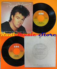 LP 45 7''PAUL YOUNG Everything must change Give me my freedom 1984 ITA cd mc*dvd
