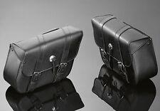 YAMAHA XVS125, XVS250 DRAGSTAR Saddlebags, Pannier bags, Panniers (02-2612)