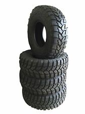 4 New Maxxis Trepador Radial Tires 35 12.50 R 17 Mud Off Road 315 70 Baja 119Q