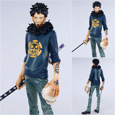 One Piece Trafalgar Law Anime Manga Figuren Set H:28cm Neu