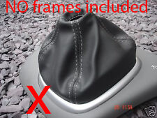 FITS RENAULT SCENIC MK2 99-2003 GREY LEATHER GEAR GEAR NEW