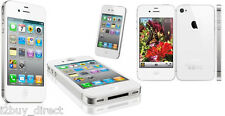 Apple iPhone 4 - 32GB - White (Unlocked) Smartphone Mobile Phone