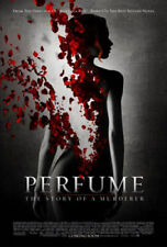 Perfume: The Story Of A Murderer Original Movie Poster 27X40 Dustin Hoffman, Sin