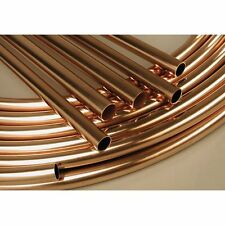 1m of 6mm OD water diameter plumbing copper pipe, central heating etc. 39 inches