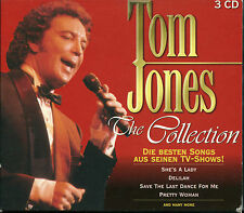 TOM JONES - 3x CD Box Set  The Collection   (D,BMG Ariola, 1999)