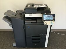 Konica Minolta Bizhub C360 Copier Printer Scanner Fax LOW 65k total page count