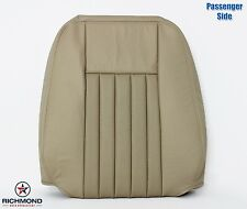 06 Lincoln Navigator Ultimate Premium-Passenger Lean Back Leather Seat Cover Tan