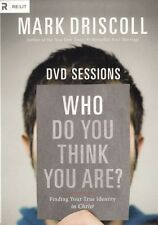 NEW Sealed Christian Group Study DVD! Who Do You Think You Are? - Mark Driscoll