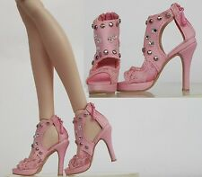 """Tonner 18.5"""" New Vinyl/Resin Evangeline Ghastly Fashion Boots/Shoes (15-EGS-5"""