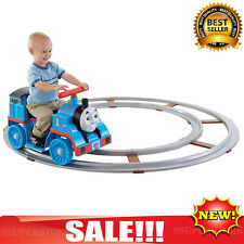 Thomas Train Track Railway Ride On Power Wheels Battery Electric Toy Kid Toddler