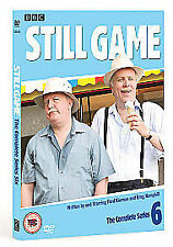STILL GAME THE COMPLETE SERIES 6 - DVD - REGION 2 UK