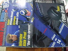 µ?a Revue Grand Prix n°75 Special Magny Cours & Silverstone  Poster Williams
