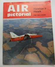 Air Pictorial Magazine Hawker's Hawk December 1974 FAL 062215R2