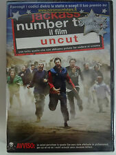 Jackass 2 number two uncut - DVD NUOVO